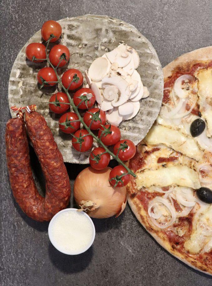 pizza lilou pizza tito issoire